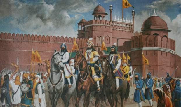 Delhi Fateh Diwas When Mughals Fell And The Holy Symbol Of Khalsa