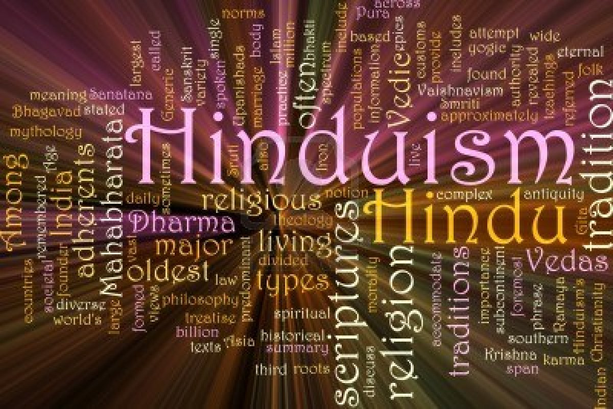 5383516-word-cloud-concept-illustration-of-hinduism-religion-glowing-light-effect