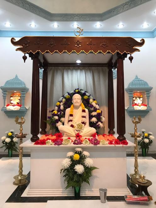 Maha Shivaratri At Singapore Ramakrishna Mission World Hindu News
