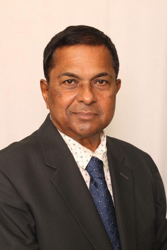 Divali message of former councillor Paras Ramoutar